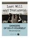 Dangers of Do-It-Yourself Wills and Living Trusts